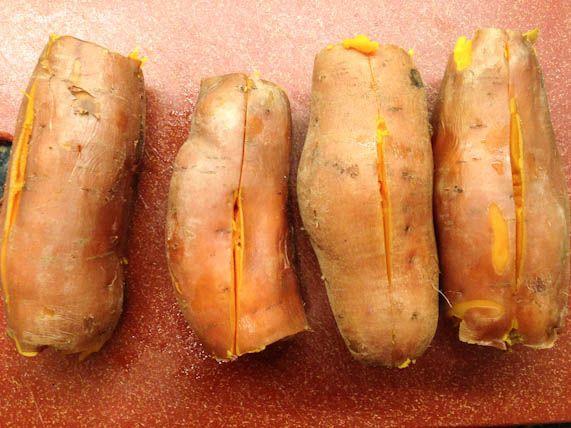 Sweet Potato Fiber  Best 25 How to cook sweet potato ideas on Pinterest