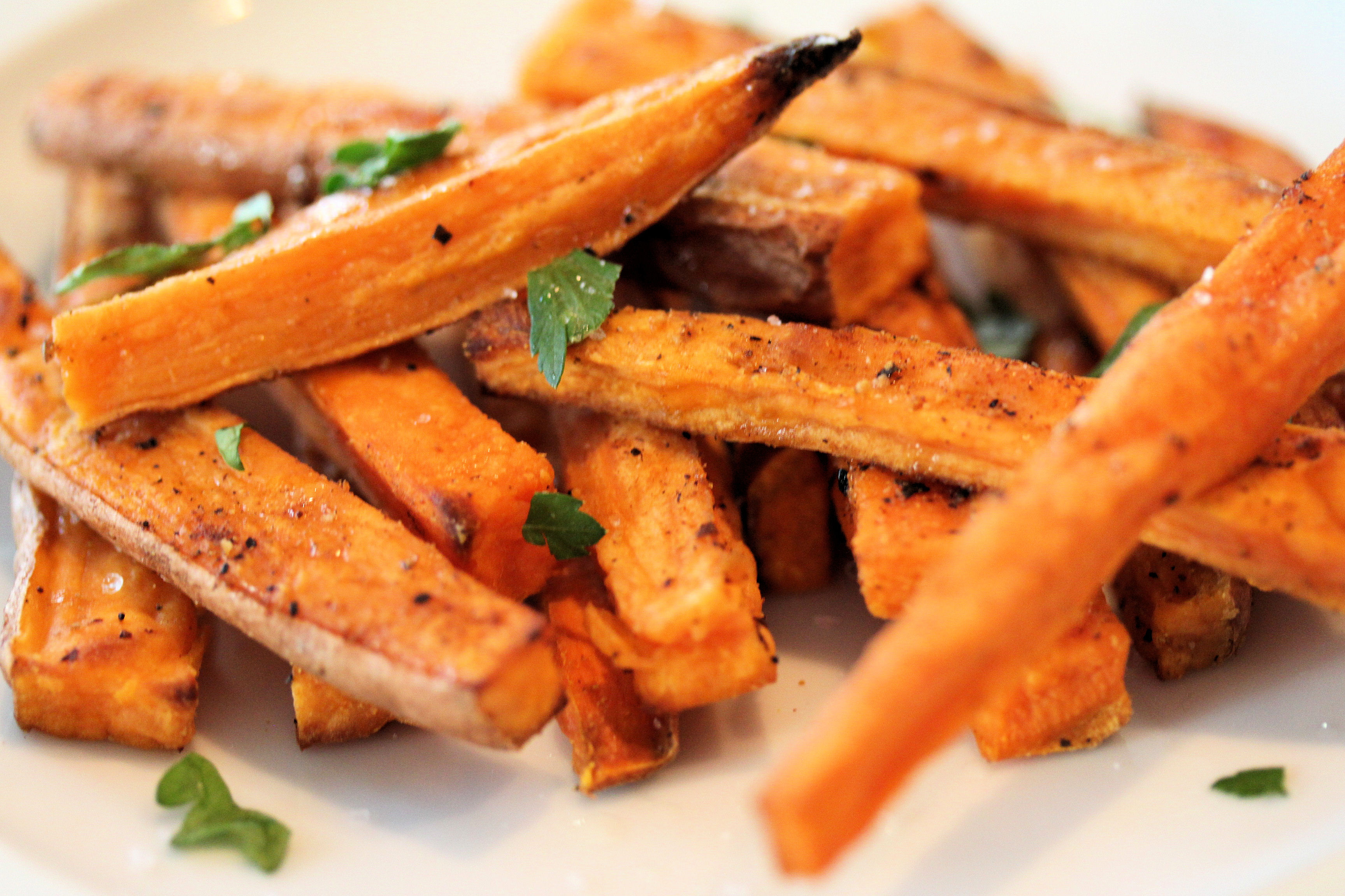 Sweet Potato Oven Fries  Healthy Recipes Health Begins With Mom