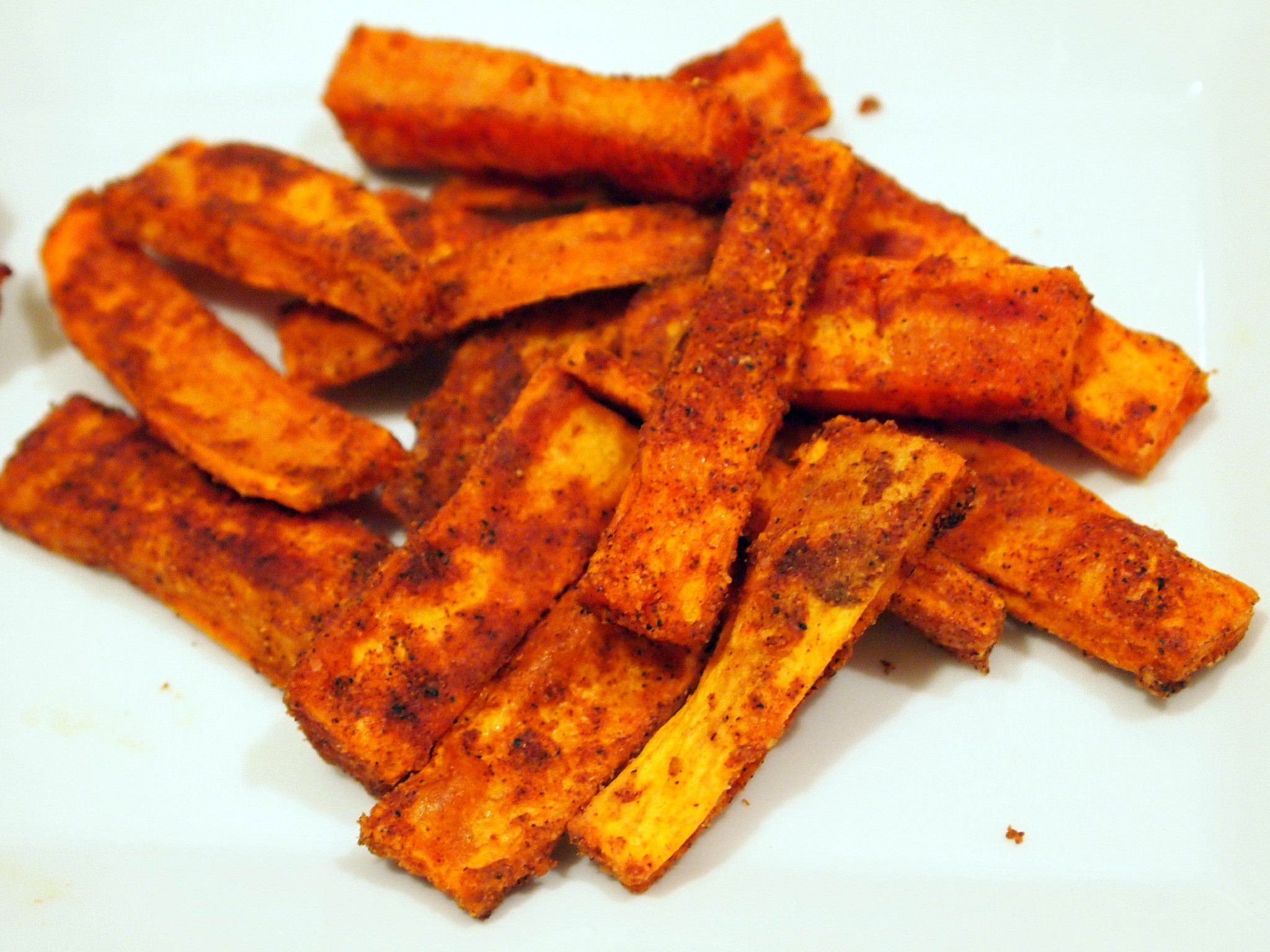 Sweet Potato Oven Fries  In the fort of Girlfriends Sweet Potato Oven Fries