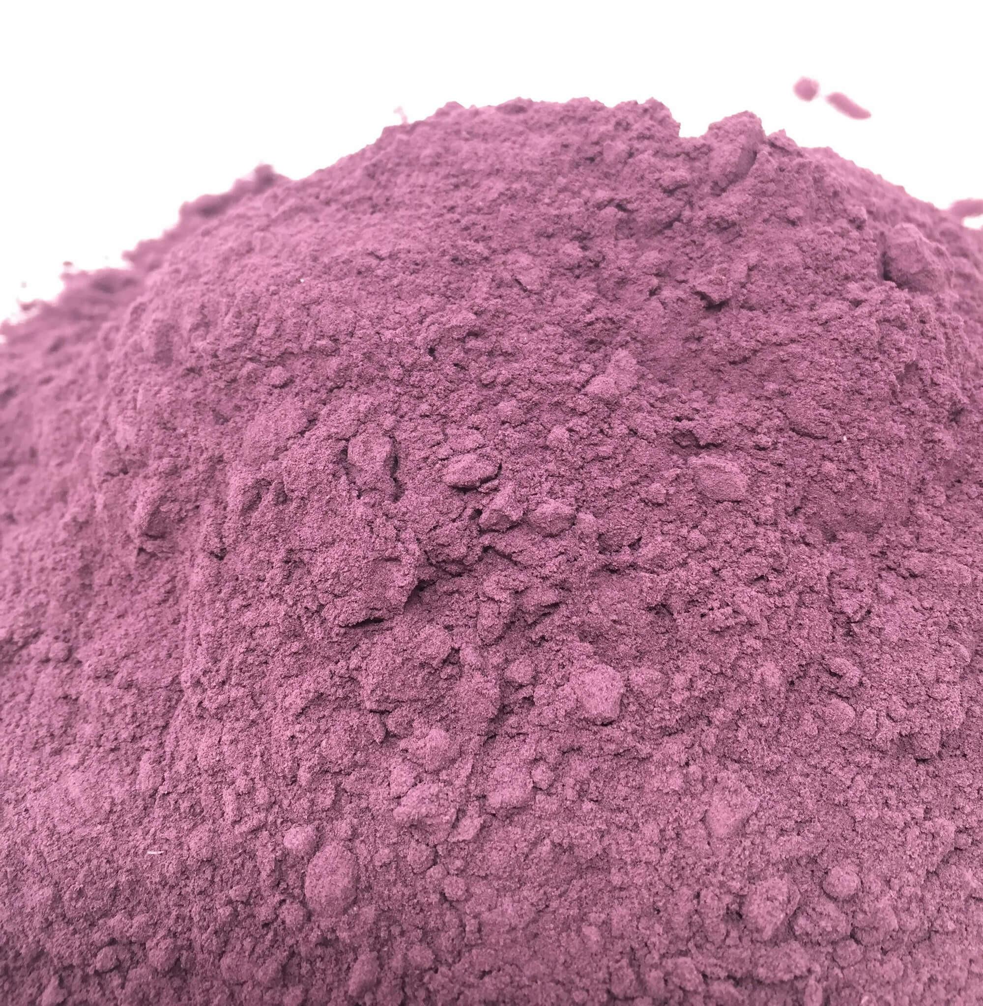 Sweet Potato Powder  Purple Sweet Potato Powder Bluechai Shop