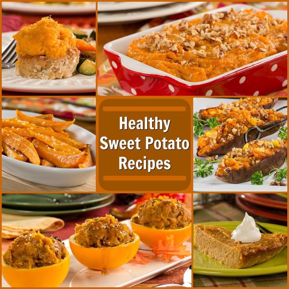 Sweet Potato Recipe Healthy  8 Heartwarming & Healthy Sweet Potato Recipes