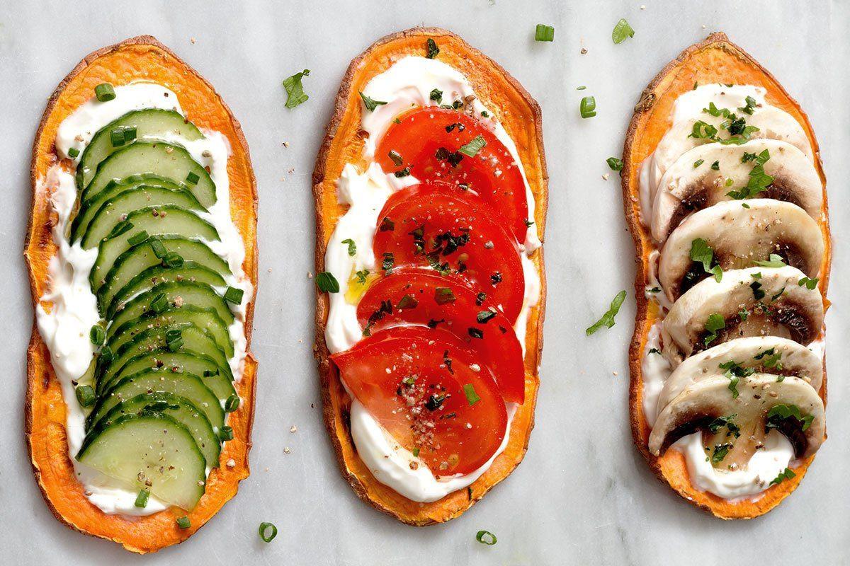 Sweet Potato Toast  Sweet Potato Toast Recipe — Eatwell101