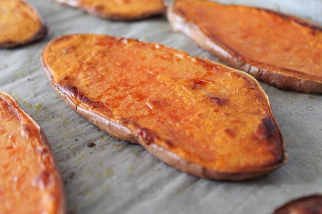 """Sweet Potato Toast  Eggs with Avocado & Sweet Potato """"Toast"""""""