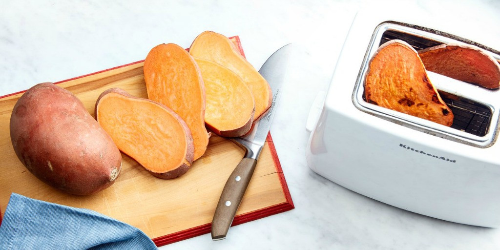 Sweet Potato Toast  The Newest Sweet Potato Trend Will Leave You Wanting More