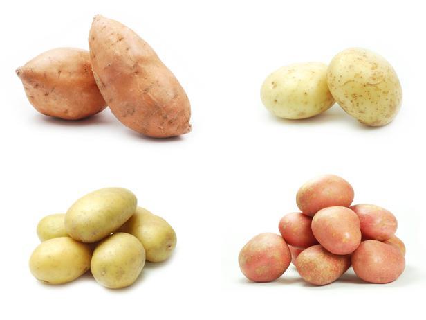 Sweet Potato Vs White Potato  Carbohydrates in Sweet Potatoes VS White Potatoes