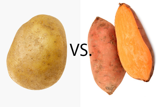 Sweet Potato Vs White Potato  The Battle of Potatoes Sweet vs White