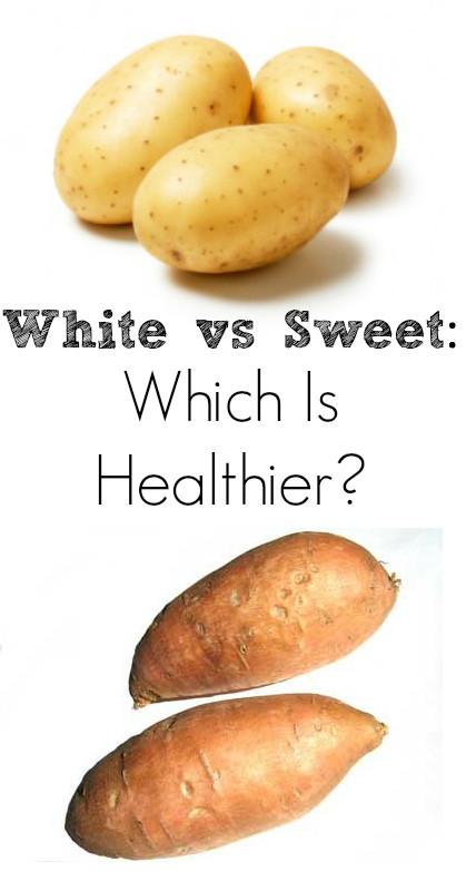 Sweet Potato Vs White Potato  White Potato vs Sweet Potato and Are They Paleo