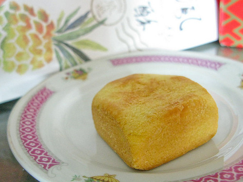 Taiwanese Pineapple Cake  Traditional Taiwanese Cakes