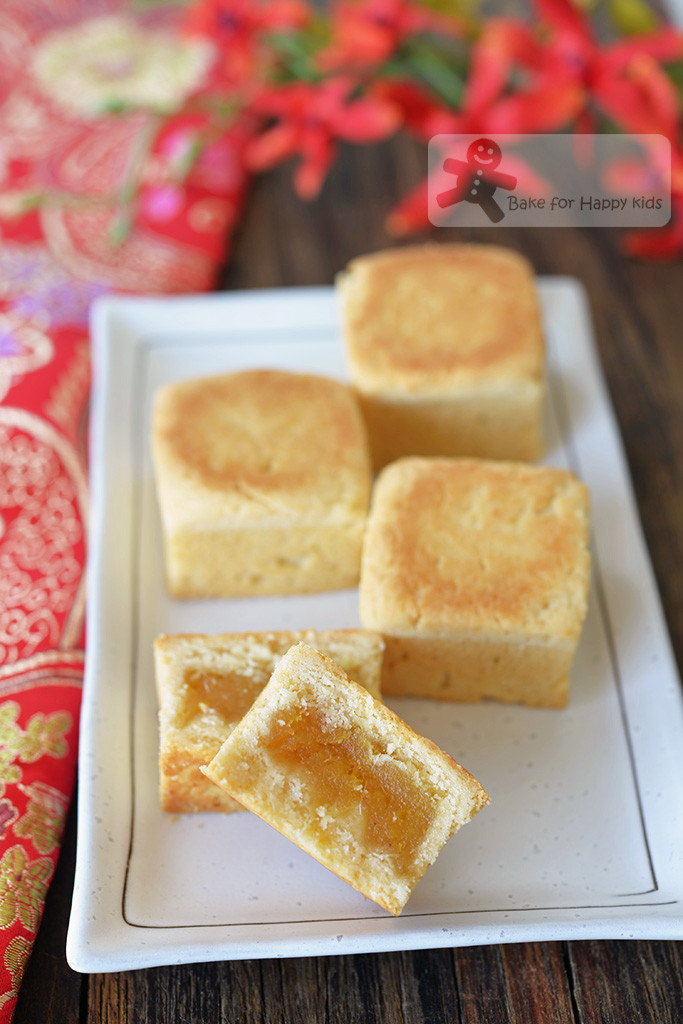 Taiwanese Pineapple Cake  Bake for Happy Kids Searching for the best Taiwanese