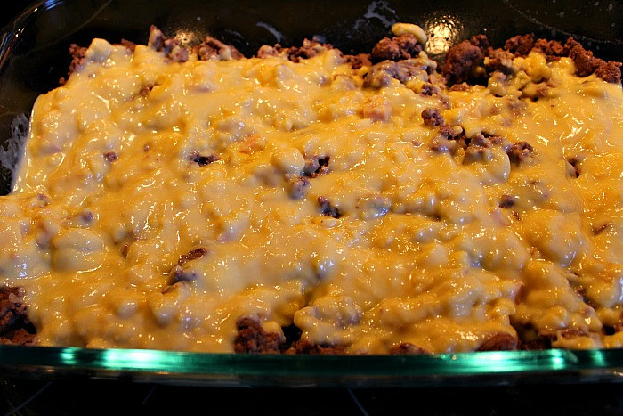 Tater Tot Casserole With Cream Of Chicken  Turkey Tater Tot Casserole Recipe Penny Pincher Jenny