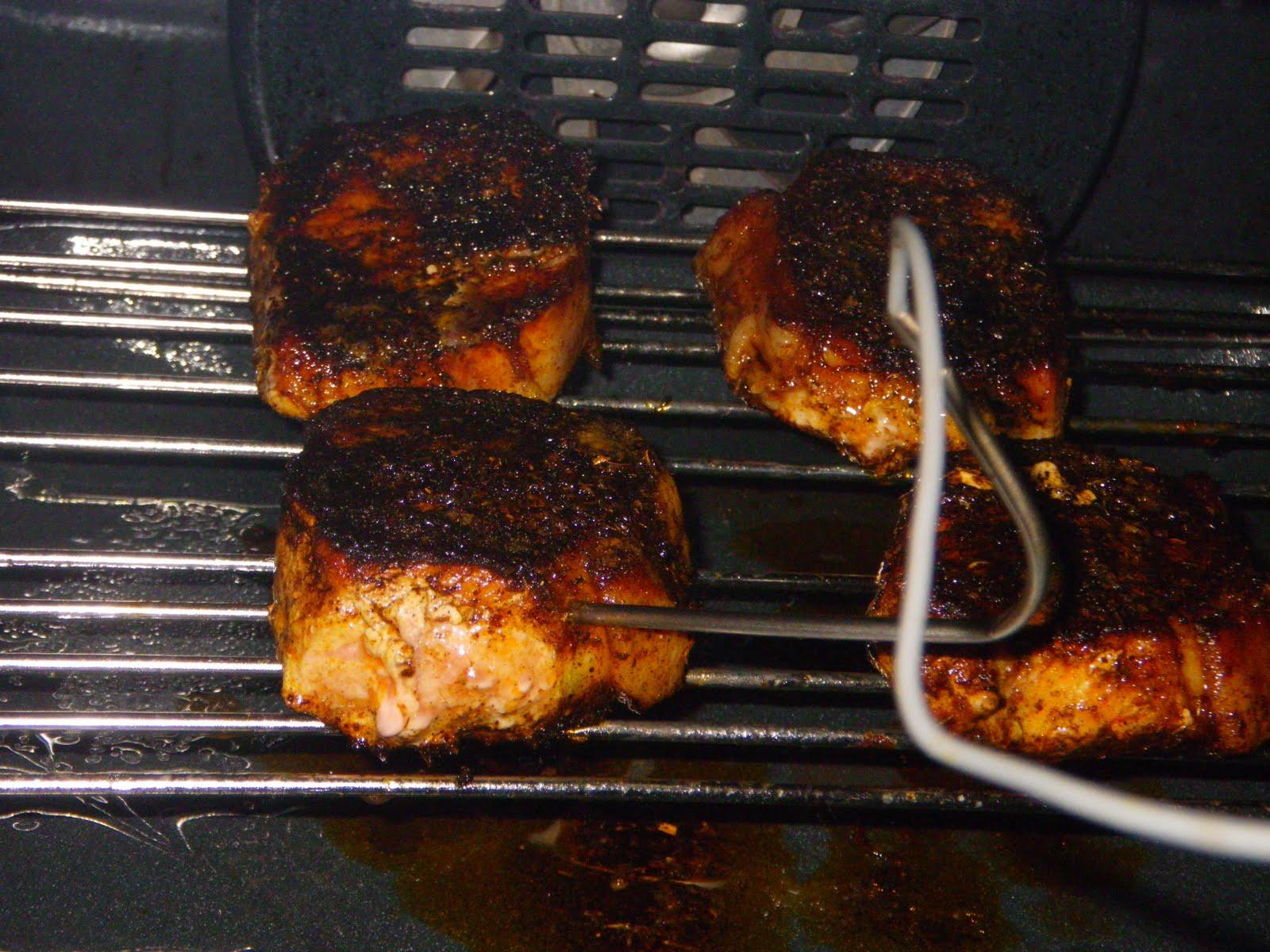 Temp To Bake Pork Chops  Temperature For Baking Pork Loin Chops