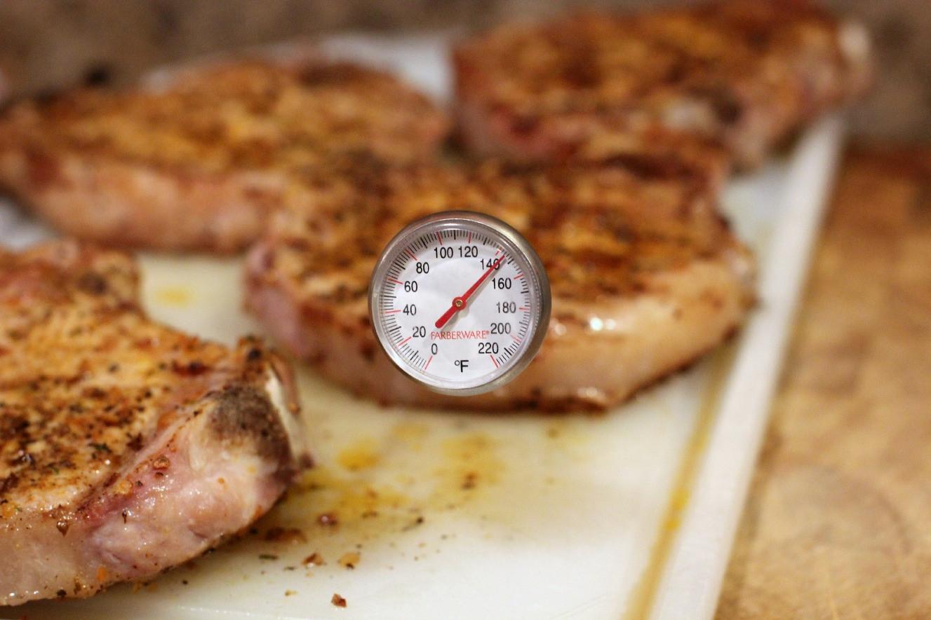 Temp To Bake Pork Chops  Quelques Liens Utiles