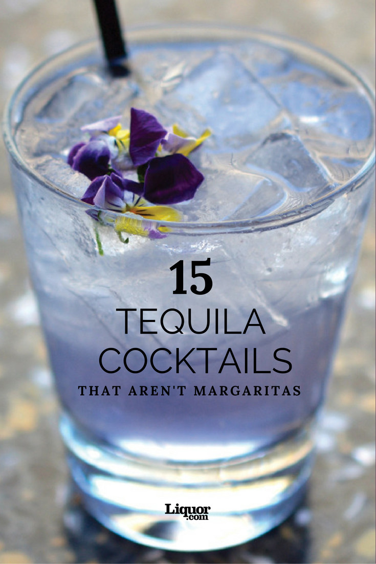 Tequila Mix Drinks  15 Great Tequila Cocktails That Aren t Margaritas