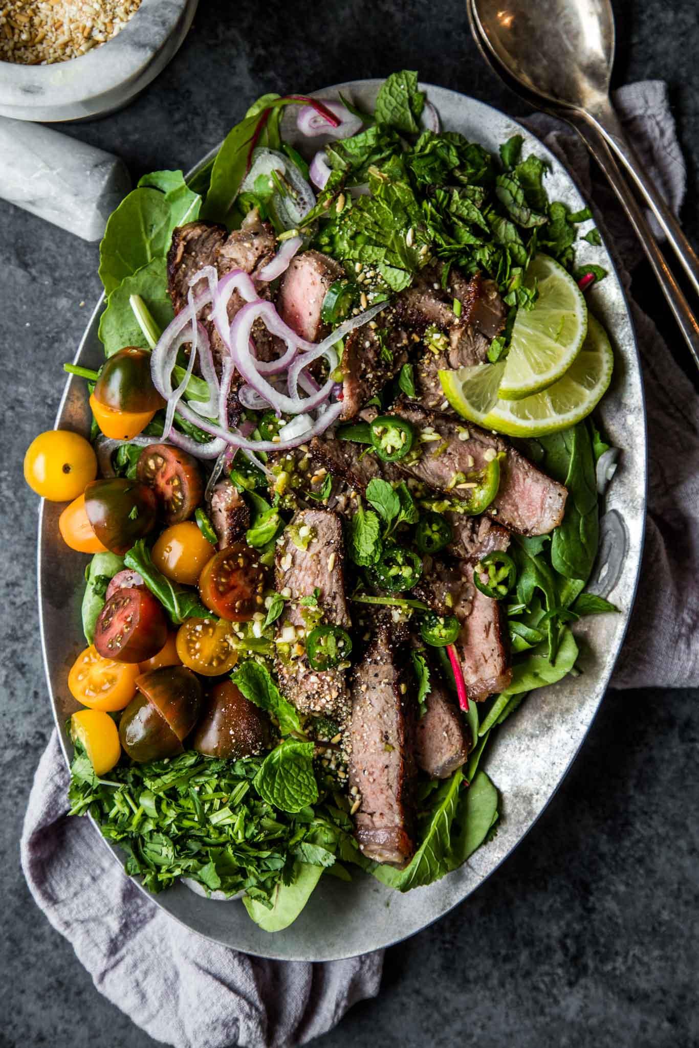 Thai Beef Salad  30 Minute Thai Beef Salad