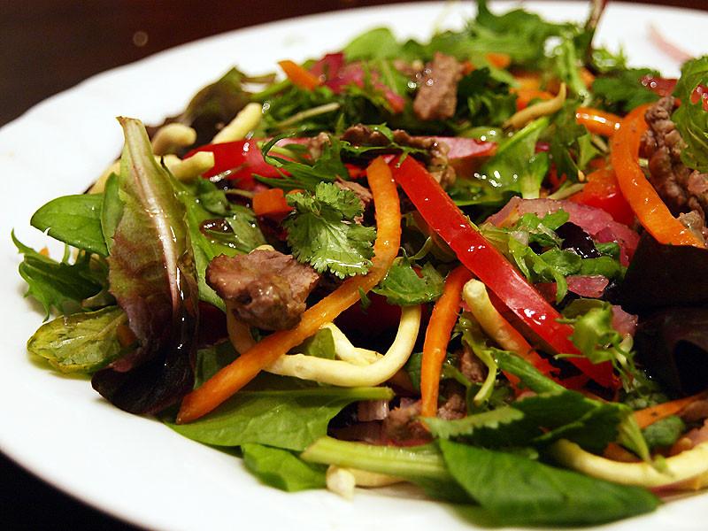 Thai Beef Salad  Thai Beef Salad Ang Sarap