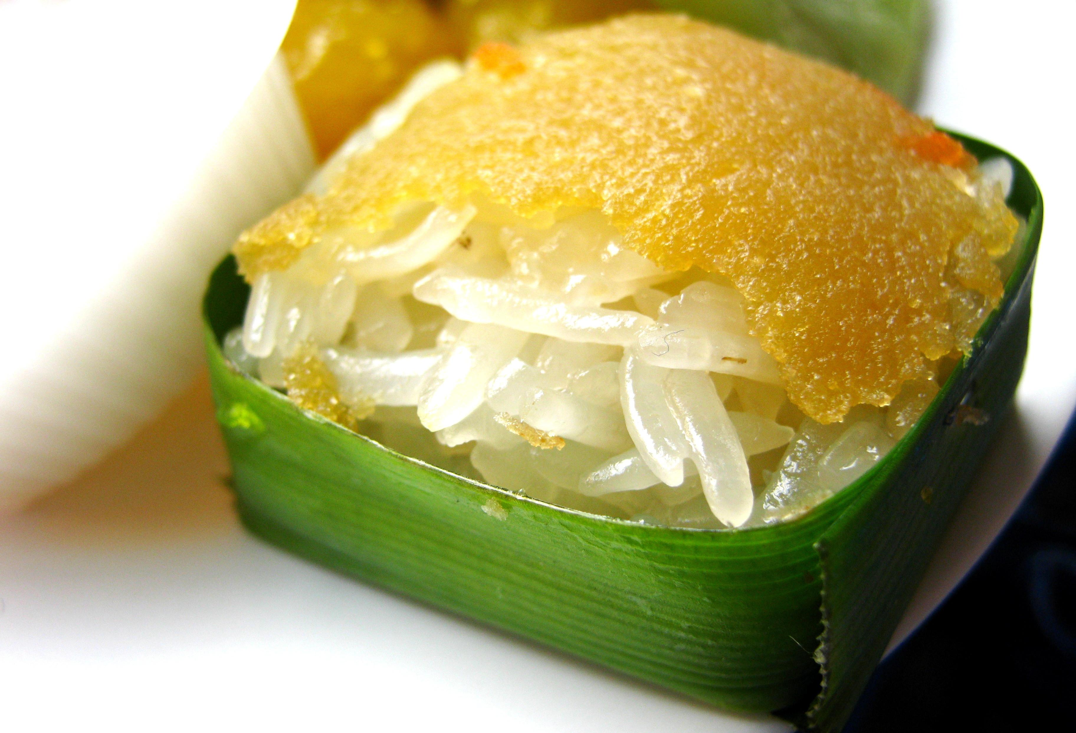 Thai Dessert Recipe  Desserts