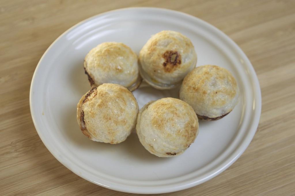 Thai Dessert Recipe  Kanom Krok Thai Coconut Pudding