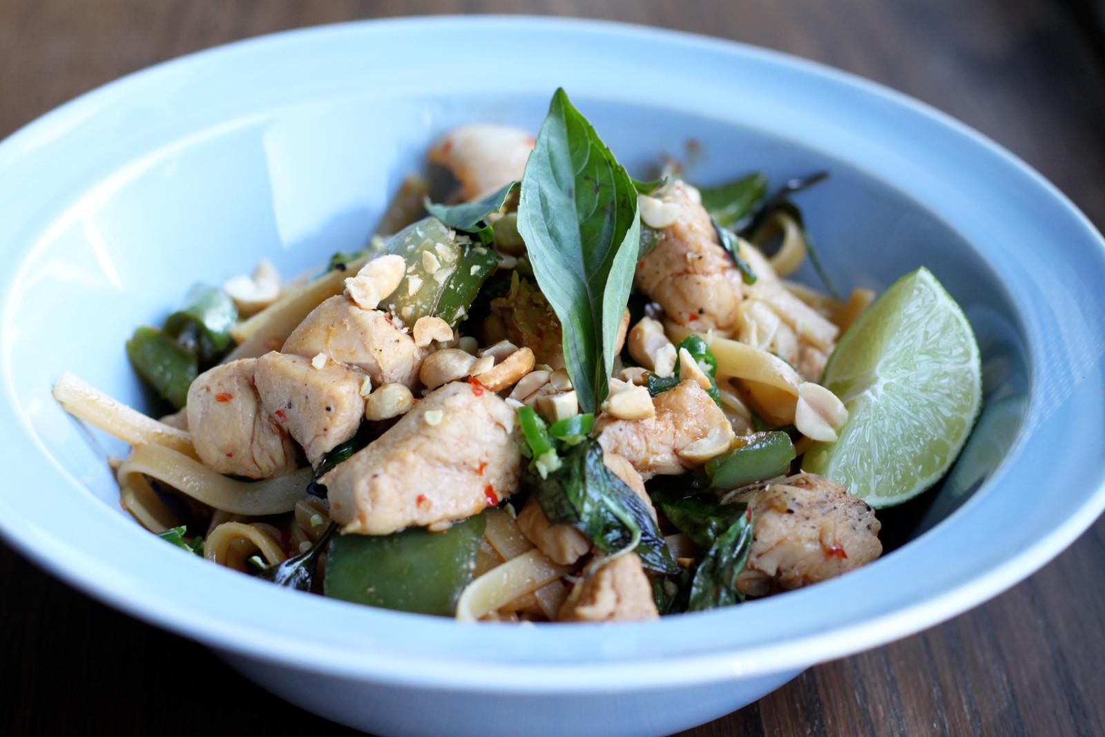 Thai Drunken Noodles Recipe  Thai Drunken Noodles – Simple fort Food – Recipes that