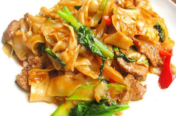 Thai Drunken Noodles Recipe  Foodista