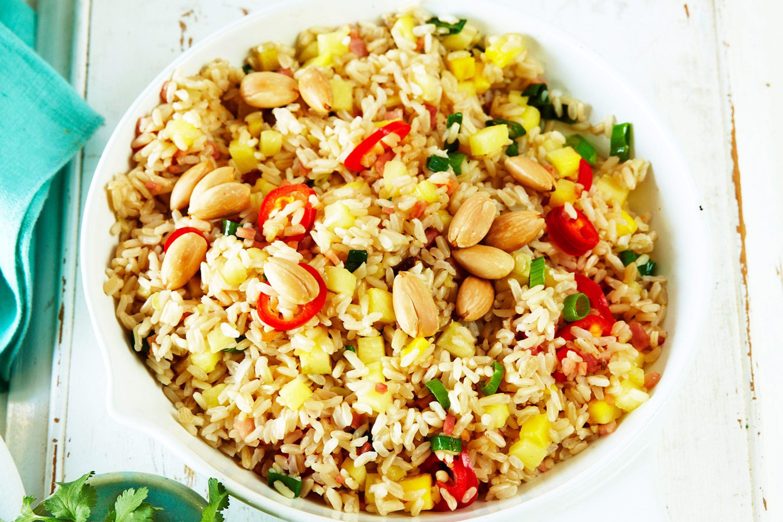 Thai Fried Rice Recipe  thai fried rice recipe