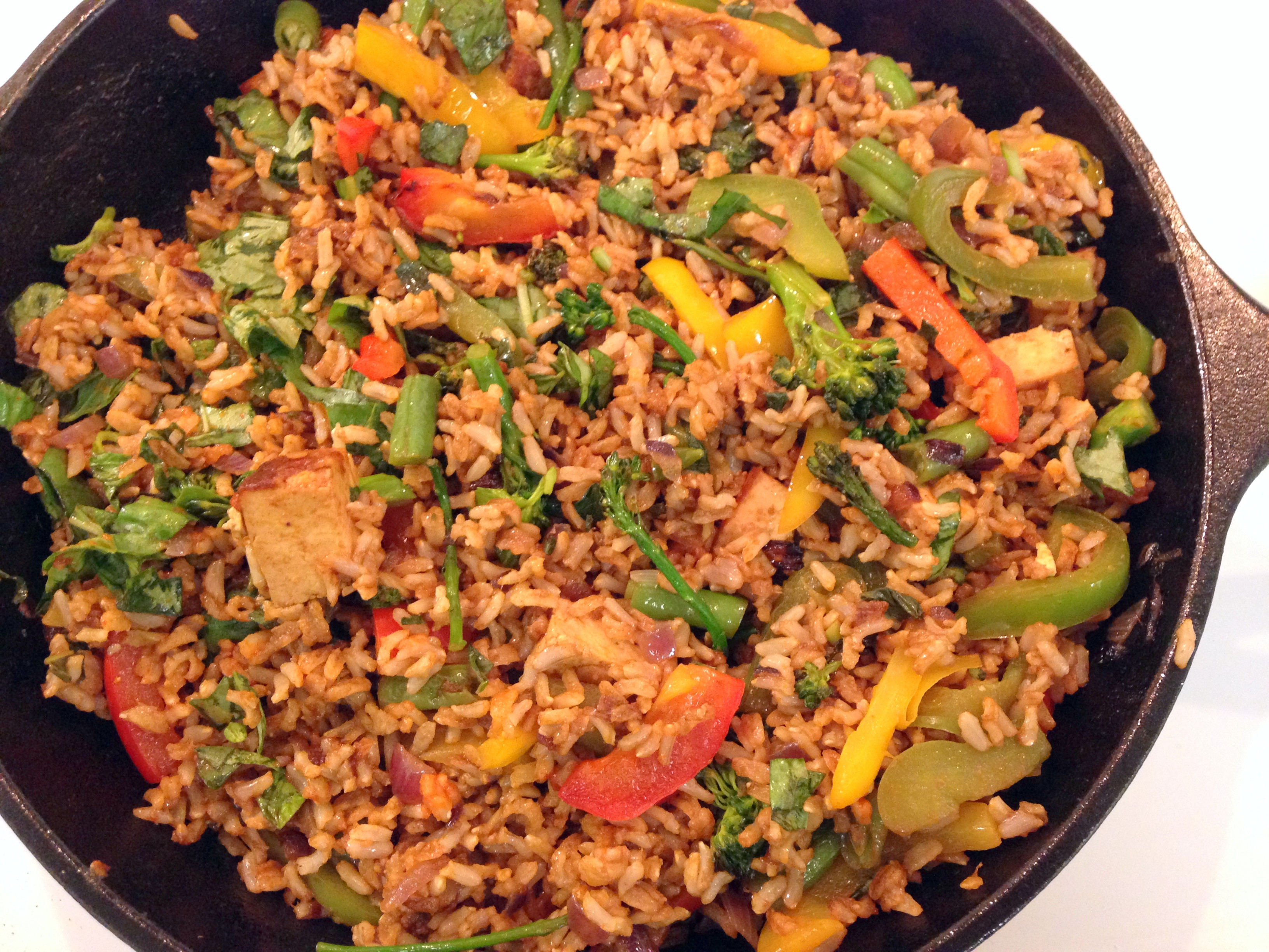 Thai Fried Rice Recipe  thai rice recipe ve arian