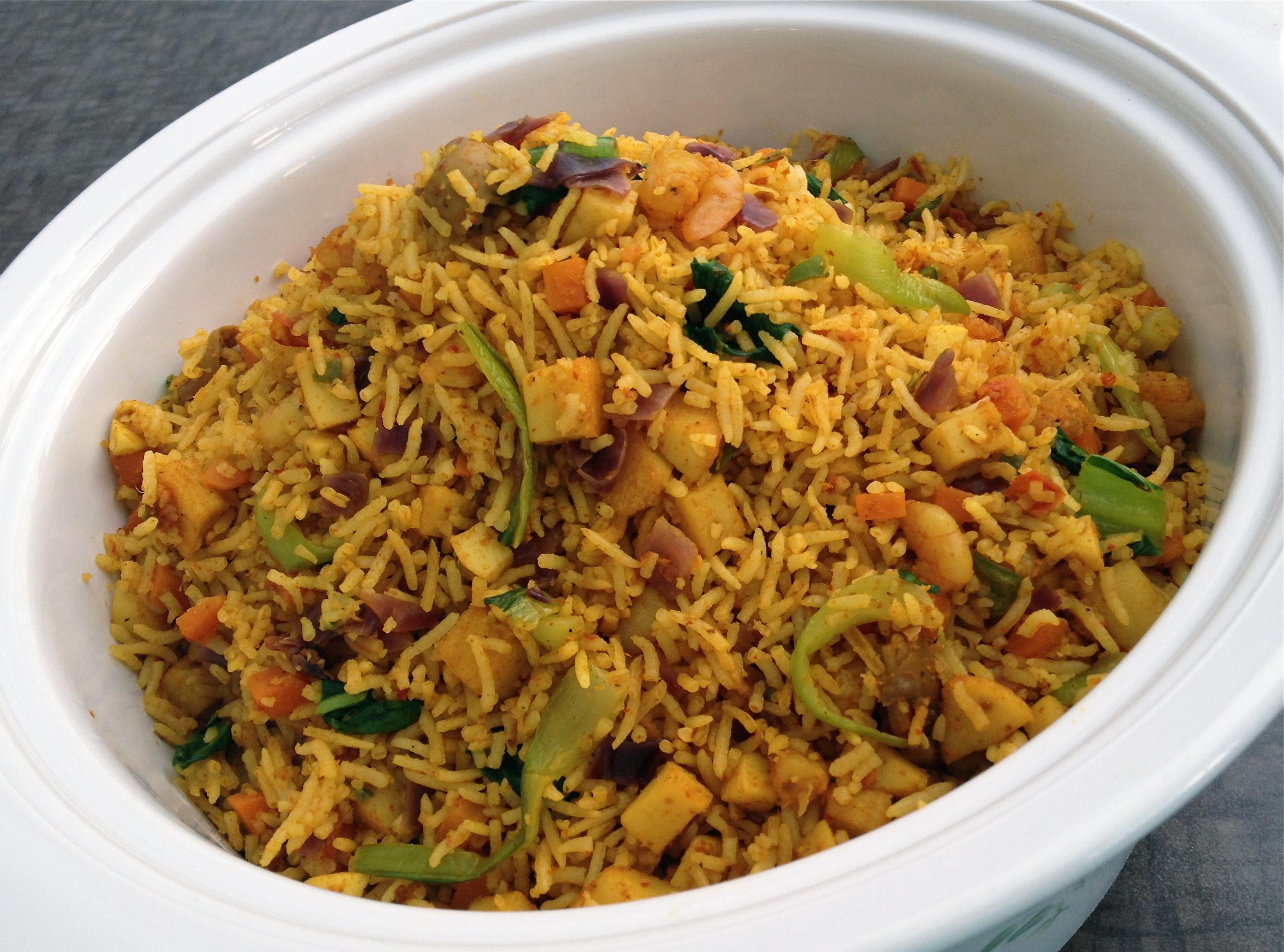 Thai Fried Rice Recipe  thai style fried rice recipe
