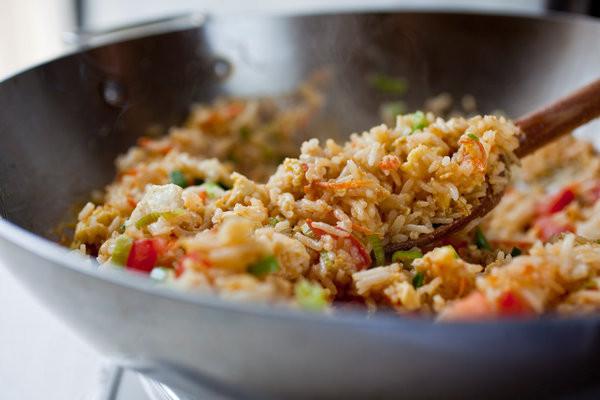 Thai Fried Rice Recipe  Thai bination Fried Rice Recipe NYT Cooking