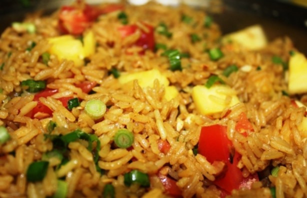 Thai Fried Rice Recipe  Thai Fried Rice Recipe Food