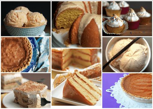 Thanksgiving Desserts Pinterest  Thanksgiving Desserts Grandbaby Cakes
