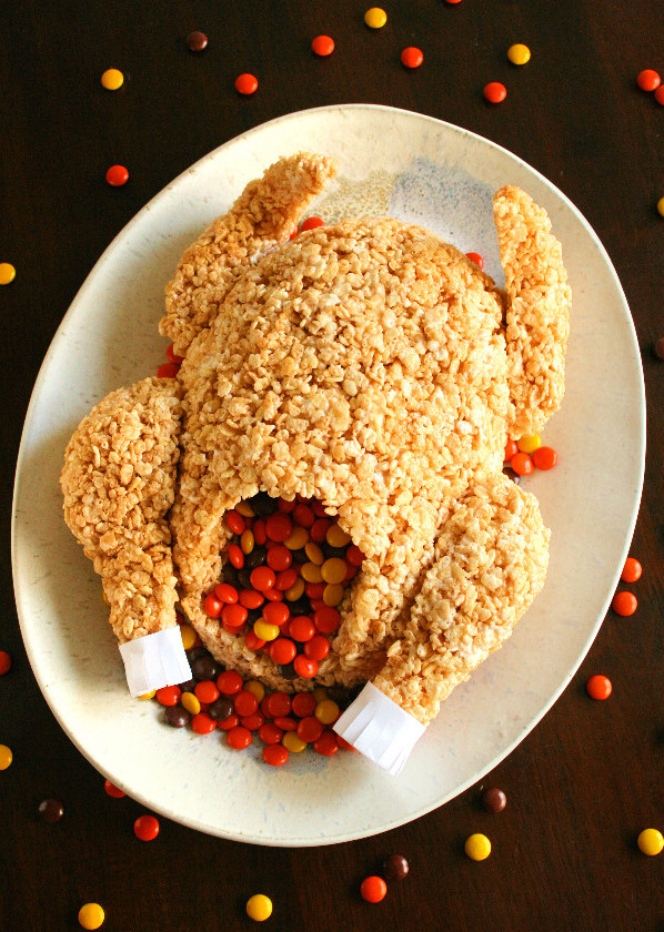 Thanksgiving Desserts Pinterest  Thanksgiving Desserts Almost Too Adorable to Eat