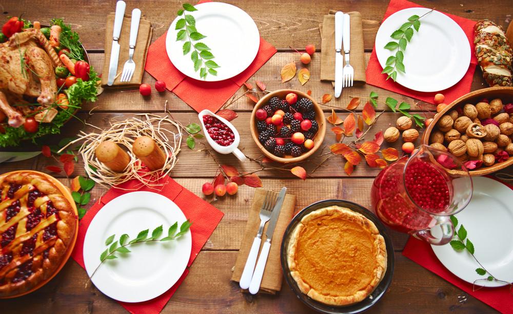 Thanksgiving Dinner New York City 2015  St Giles