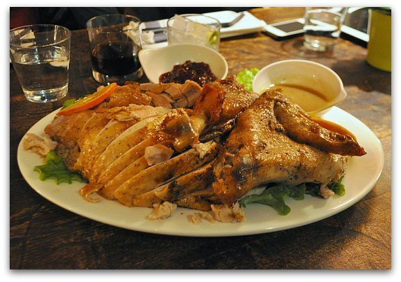 Thanksgiving Dinner New York City 2015  5 Things to Do in San Francisco on Thanksgiving Weekend