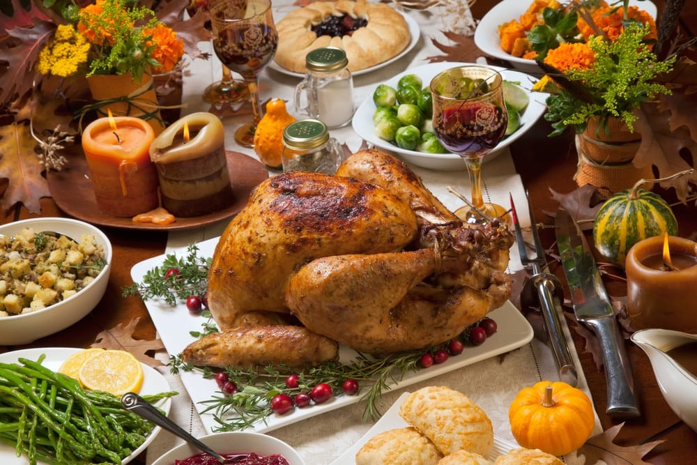 Thanksgiving Dinner New York City 2015  6 Helpful Tips for Staying at Our Cabins in Gatlinburg for