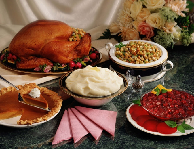 Thanksgiving Dinner Pictures  Diabetes friendly Thanksgiving recipes