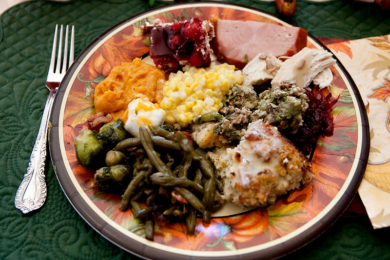 Thanksgiving Dinner Plates  9 Best s of Soul Food Thanksgiving Menu Ideas Soul