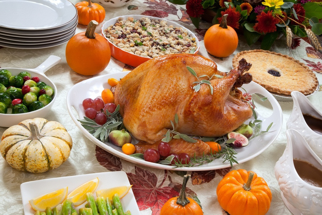 Thanksgiving Dinner Table  How To Have A Healthier Thanksgiving Nicole Korodetz