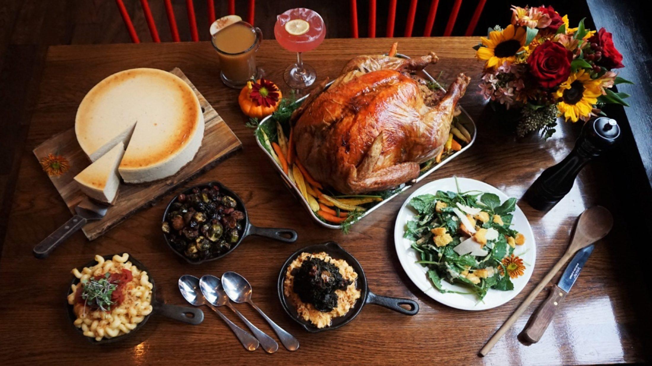 Thanksgiving Dinners To Go  Thanksgiving Dinner at Philadelphia Restaurants 2017