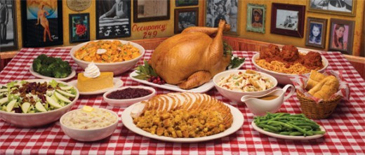 Thanksgiving Dinners To Go  Where Is Your Thanksgiving Dinner ing From