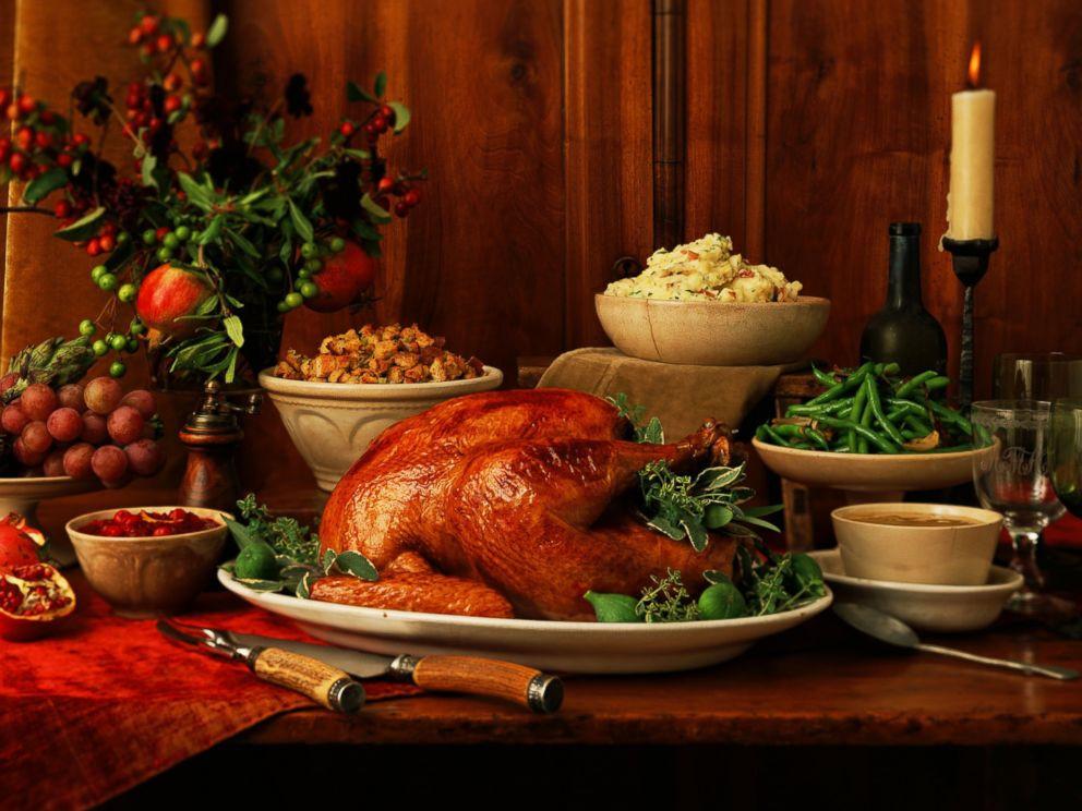 Thanksgiving Dinners To Go  Chef Richard Blais 3 Thanksgiving Mistakes to Avoid ABC