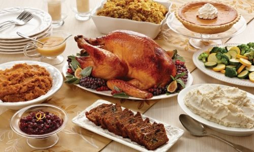 Thanksgiving Dinners To Go  Mimi s Cafe Tradition Thanksgiving Day Dining And