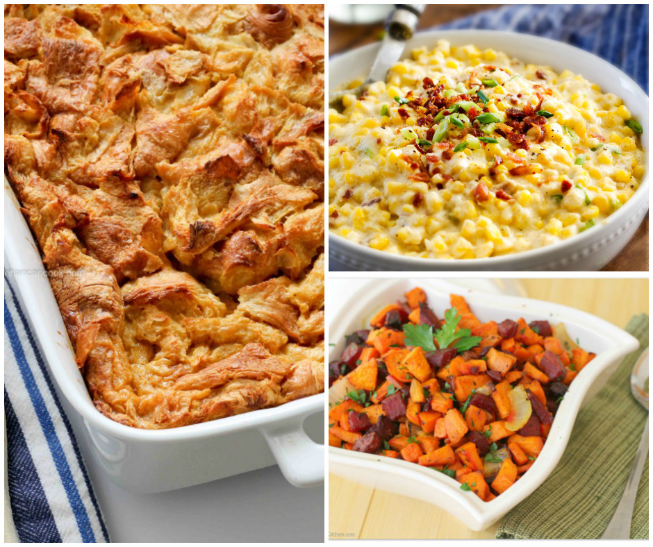 Thanksgiving Side Dishes Make Ahead  3 Fashionable and Cozy Looks for Thanksgiving