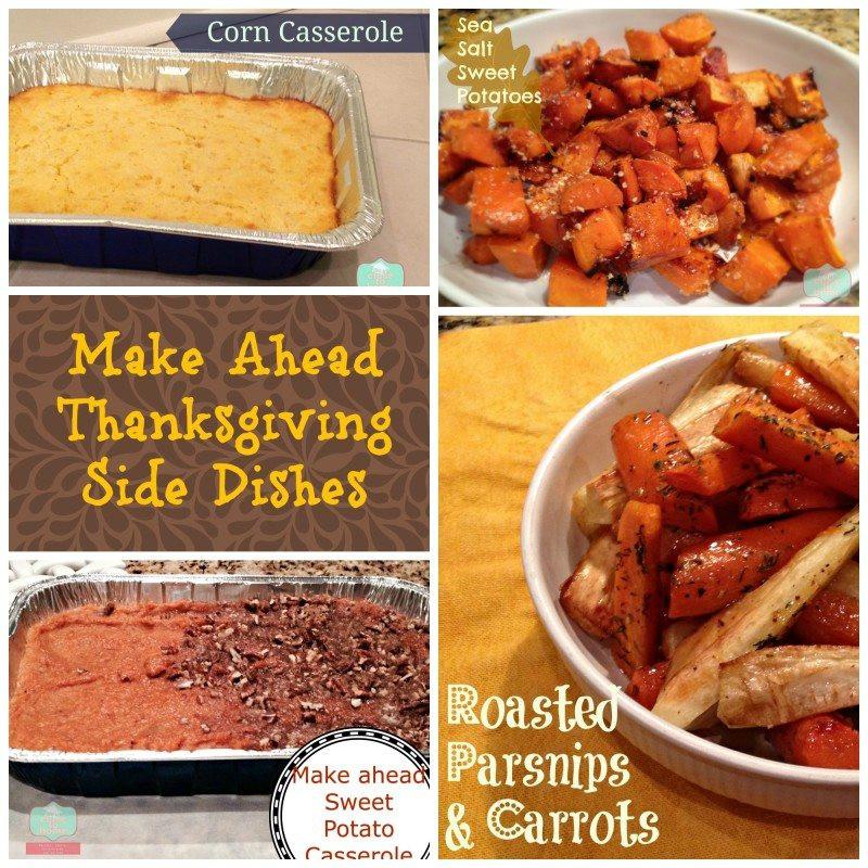 Thanksgiving Side Dishes Make Ahead  Make ahead or Freeze Thanksgiving Side Dishes Close To Home
