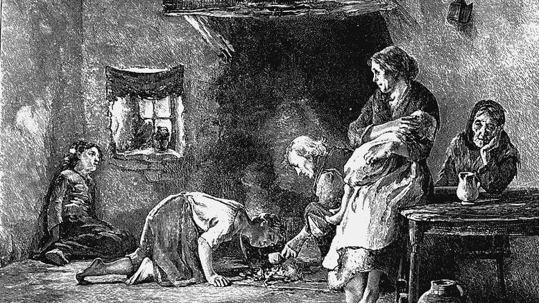 The Great Potato Famine  The Great Famine of Ireland 1845 Irish History