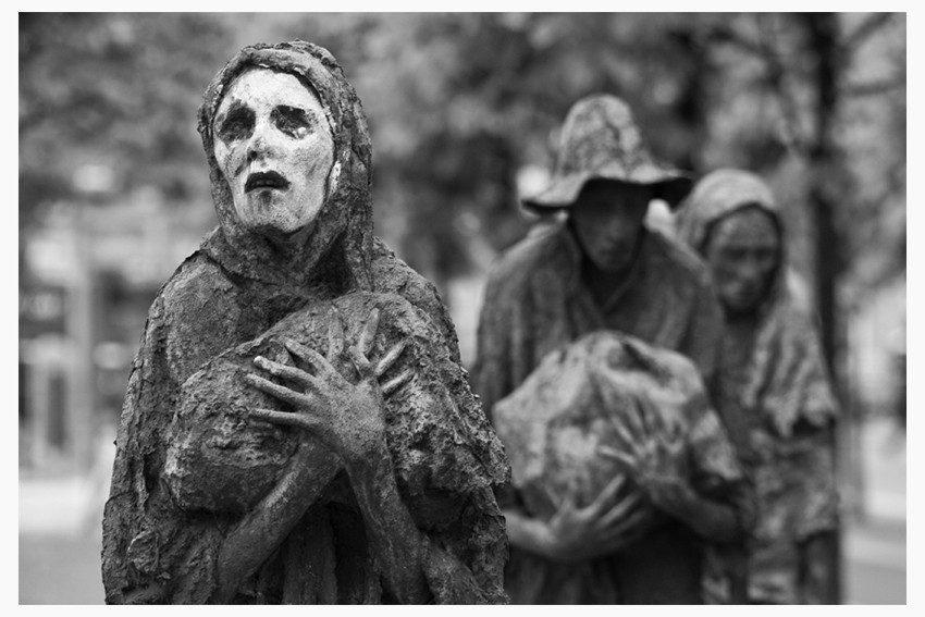 The Great Potato Famine  the great famine