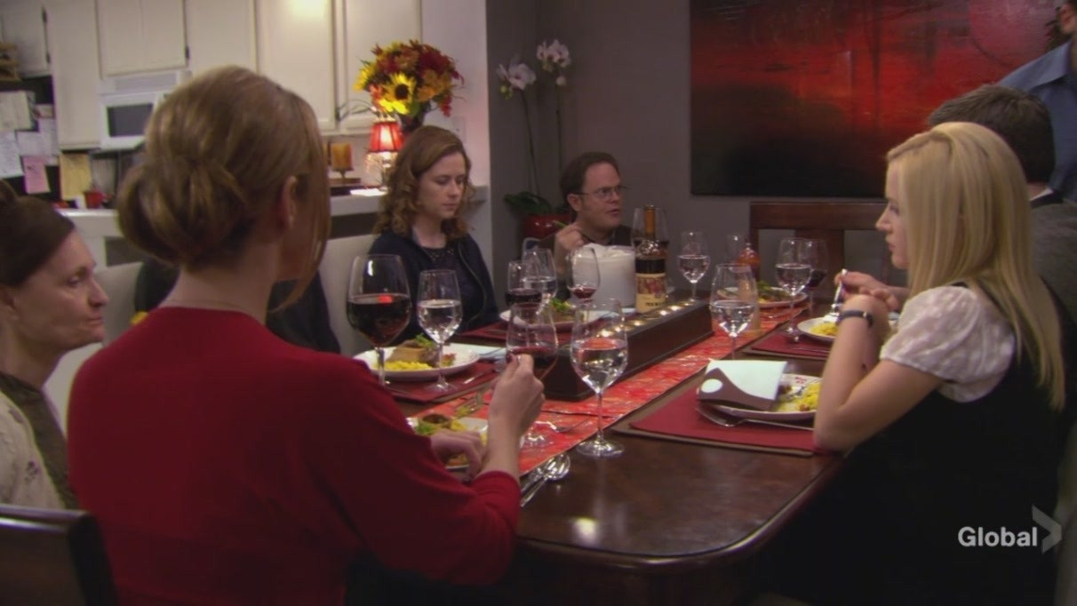 The Office Dinner Party  The fice Dinner Party Anything Fanpop