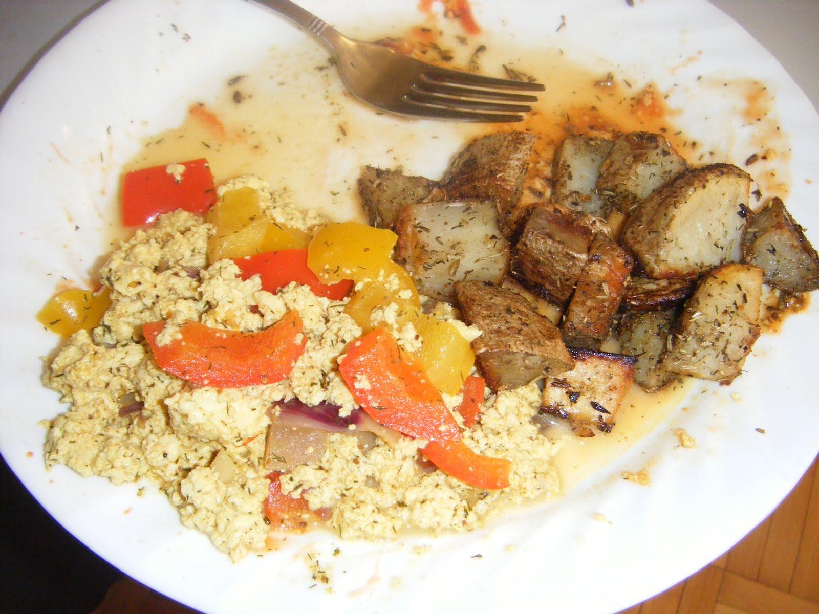 Things To Eat For Dinner  Things that vegans eat Brunch for dinner