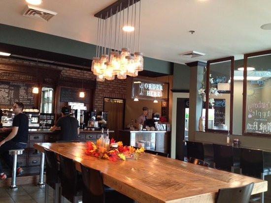 Tomato Pie Cafe  Lounge Area Picture of Tomato Pie Cafe Harrisburg