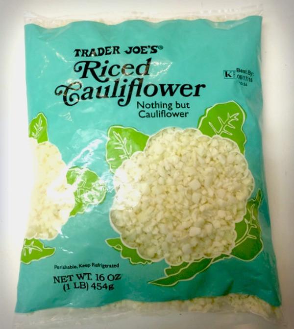 Trader Joe'S Riced Cauliflower  20 Best Trader Joe s Finds Under $5