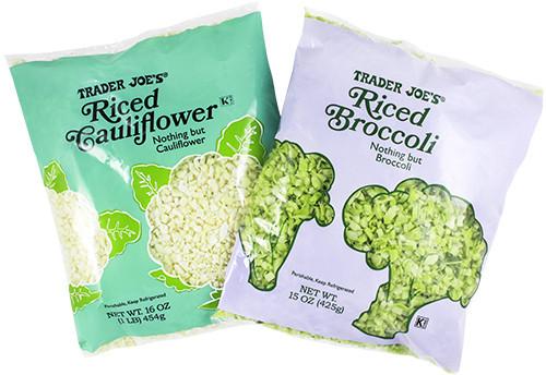 Trader Joe'S Riced Cauliflower  You Can No Longer Buy More Than Two Bags Trader Joe s