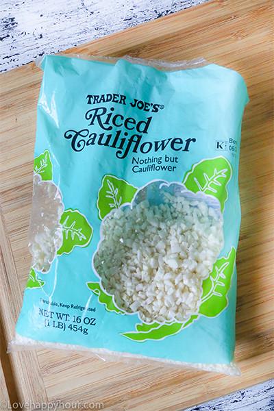 Trader Joe'S Riced Cauliflower  Summer Picnic Pasta Salad recipe